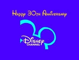 Disney Channel's 30th Anniversary by mrentertainment