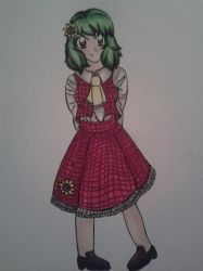 Yuuka Kazami by dawnflower8