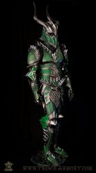 Warlord Armor Custom Leather Armor by Azmal