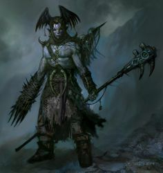 Highland Elf Scout Jptargete by TARGETE