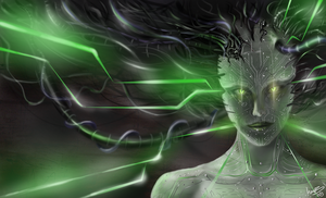 SHODAN by MalthusWolf