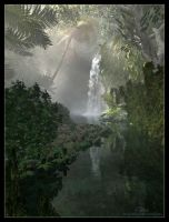In the rainforest by 00AngelicDevil00