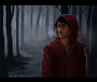 don't walk in the forest at night by radacs