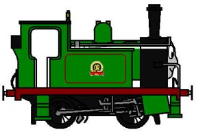 Tom the C14 Tank Engine by DBurch01