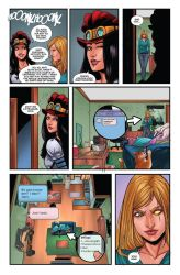 Robyn Hood Ongoing 13 Lett 004 by JimCampbell