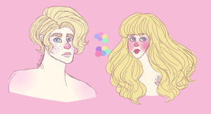 funfetti siblings concept by nyxai