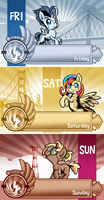 BABSCon 2014 Single Day Badges by SouthParkTaoist