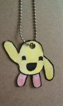 Mr Toko Necklace by buggy0004