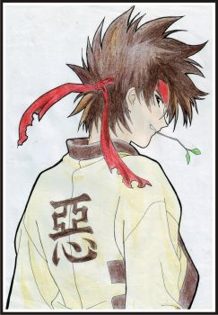sanosuke by Shin-of-Fire