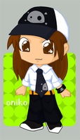 png: oniko by penguiinn