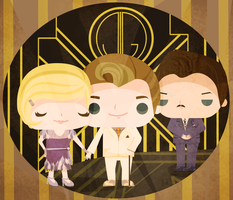 The Great Gatsby by Abblecrumble