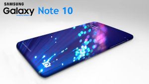 Galaxy Note 10 Concept by xxCERBEROxx