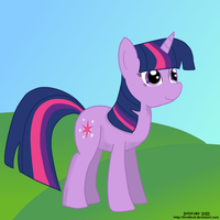Twilight 3.0 - First Drawing, Third Time by Invidlord