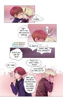 Vkook Blood Sweat and Tears behind the scene 03 by Hyemi1230