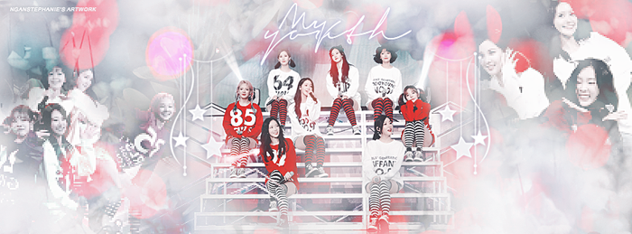 [ARTWORK] - 170806 - SNSD - MY YOUTH by nganstephanie