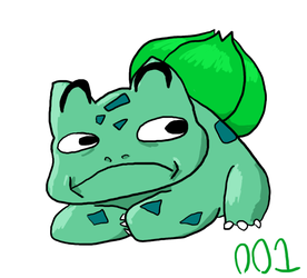 Bulbasaur by pokemonmaster321