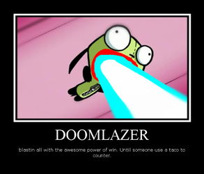 Ultra dooming weapon of doom by dd4rri3nd