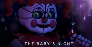 The Baby's Night - A New Game!! by GamesProduction