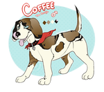 Coffee the Beagle - For Sale - CLOSED by Railguns