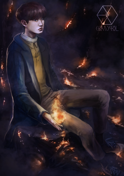 Exodus Chanyeol by Ichi-14