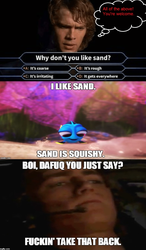 Sand Wars: Attack Of The Viewpoints by FarhantheMovieGuy