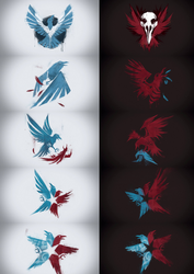 inFAMOUS Second Son Karmic Ranks by Linkmaster101