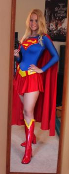 Supergirl by AlisaKiss