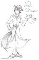 Jack O'Connor Detective by Raygirl13