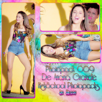 +Photopack 09 de Ariana Grande by HighSchoolPacks