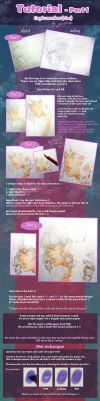 Copic marker Tutorial - part 1 by yaichino
