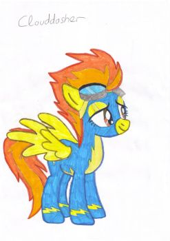 Spitfire by clouddasher