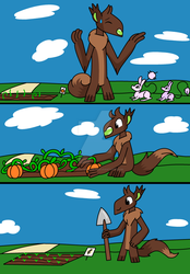 Farming trial - step 3, 4, and 5 by The-Sheamus-MLP