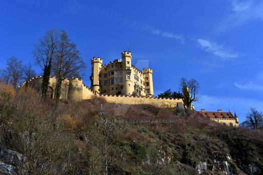 Schwangau by TheCathArt