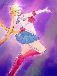 Moon Prism Power! Make Up! by smarticles101