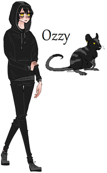 Ozzy The Lab Rat Hybrid by Ask-Vanoss-Mini