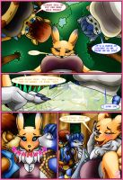 The Girls  - Page 5 by HappyAnthro
