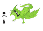 Draconisart group collab 2016 entry: Emerald by DraDraska