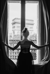 Morning in Paris by thefirebomb
