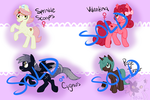 MLP Pony adoptables :CLOSED: by Momo-butt