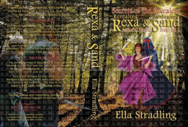 Rexa and Sand Cover by Ixtila