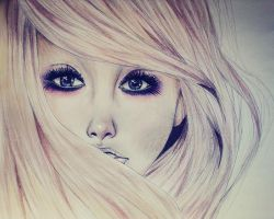 realistic face1 by ROX28