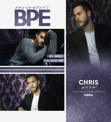 Photopack 27449 - Chris Wood by southsidepngs