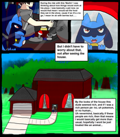 Pokemon Revival Comic chapter 1 page 14 by XetaJTS