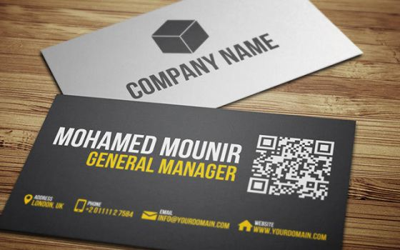 Multipurpose Business Card 6 by mmounirf