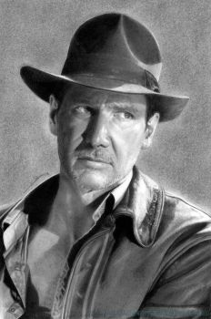 Indiana Jones by AmBr0