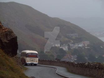 Touring the Great Orme by buttercupminiatures