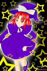 Marisa pc98 by Renny1998