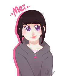 [ tiny mei ] by hello-planet-chan
