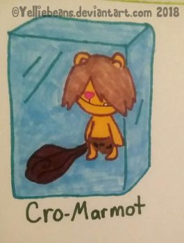 Cro-Marmot (Happy Tree Friends) by Yelliebeans
