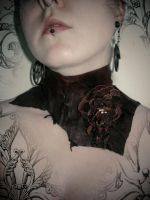 Strangling Rose by FuchsiaG